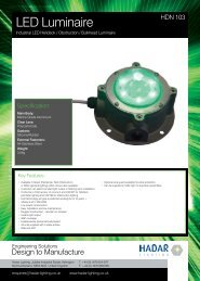 to download the HDN103 datasheet - PacificMI