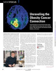 Science obesity-cancer connection 112