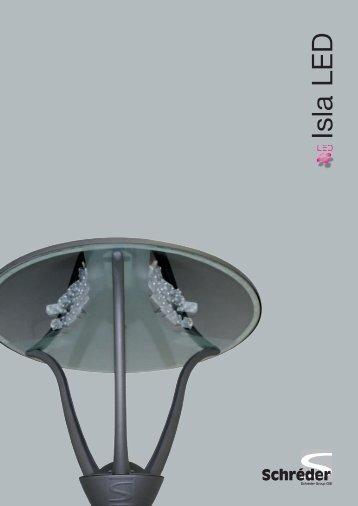 Isla LED - Schréder