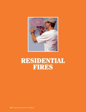 Fire Safety Prevention Plan - Alabama Department of Public Health