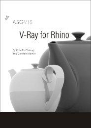 V-Ray for Rhino Manual - Rum