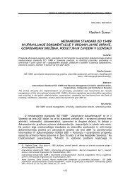 Vladimir Žumer* MEDNARODNI STANDARD ISO 15489 IN ...
