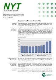 Nr. 174:2007 - Danmarks Statistik