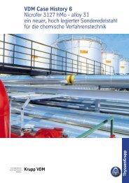 Nicrofer 3127 hMo - alloy 31 - ThyssenKrupp VDM
