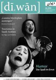 Humor - [di.wan] Berlin