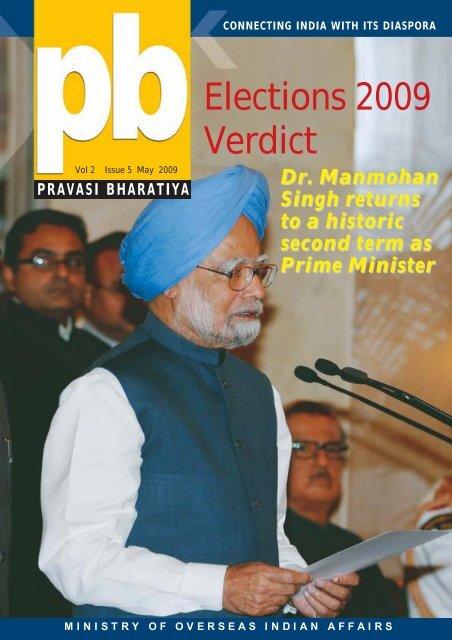 Elections 2009 Verdict - Overseas Indian