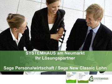 ELStAM - Systemhaus am Neumarkt
