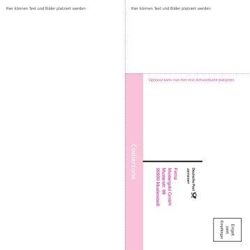 Codierzone - Deutsche Post