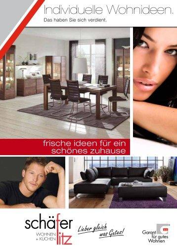 Individuelle Wohnideen. - Schäfer + Fitz GmbH