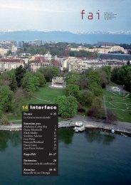La Genève internationale - FAI
