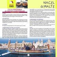 NACEL à MALTE