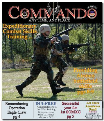 commando - Hurlburt Field