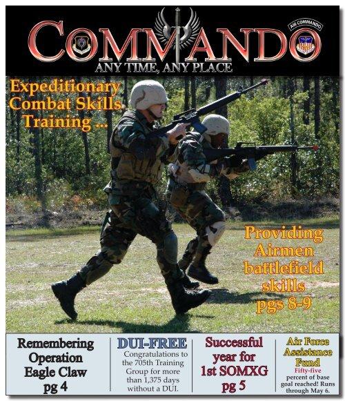 commando - Hurlburt Field