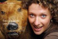 Faccia a faccia con l'orso - L'Eco di Bergamo