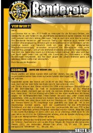 Banderole 09 - Karlsbande Ultras
