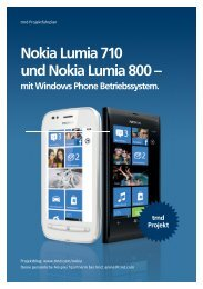 Nokia Lumia 710 und Nokia Lumia 800 – - trndload