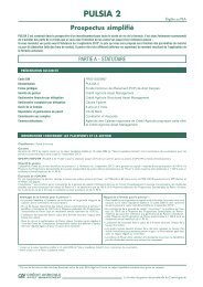 PULSIA 2 - Crédit Agricole Centre France