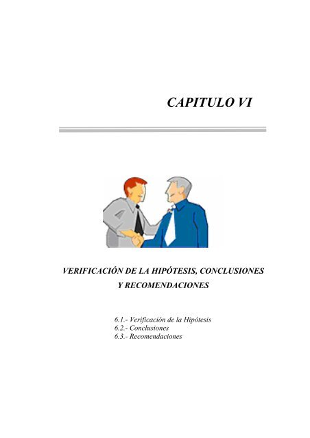 CAPITULO VI.pdf - Repositorio UTN