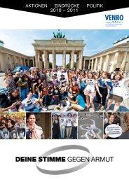 Download 2010-2011 - Deine Stimme gegen Armut