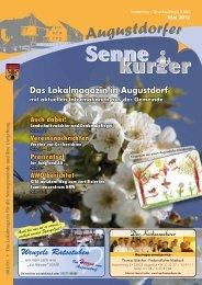 Mai - Sennekurier Augustdorf