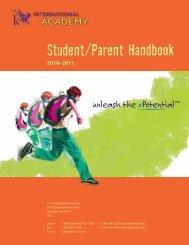 Student/Parent Handbook - K12.com