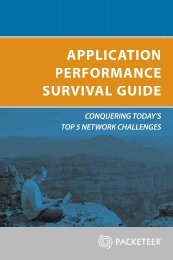 Application Performance Survival Guide - Network World