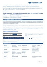 AT000B115944 Produktinformationsblatt - Volksbank AG