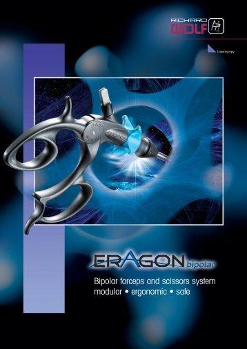Bipolar forceps and scissors system modular • ergonomic • safe