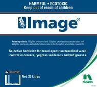 Image Label - Nufarm