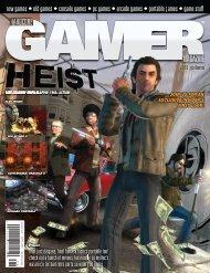 Volume 2 Issue 10 April 2007 Heist - Hardcore Gamer