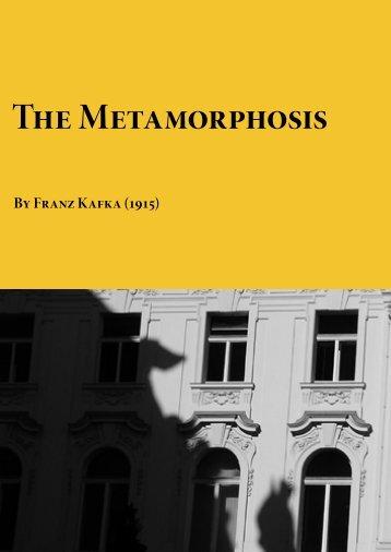 The Metamorphosis - Planet eBook