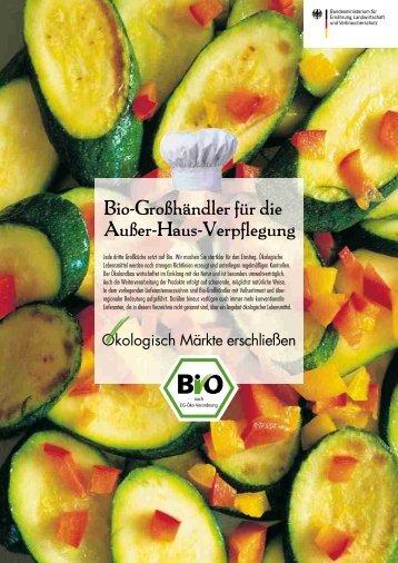Bio-Großhändler für die Außer-Haus-Verpflegung - Oekolandbau.de