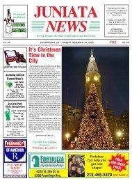 November 30, 2010 - Neilson Street