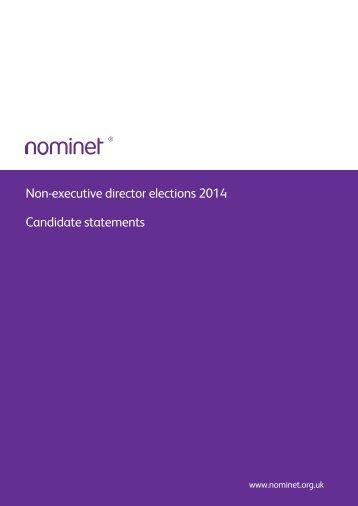 Candidatestatements2014