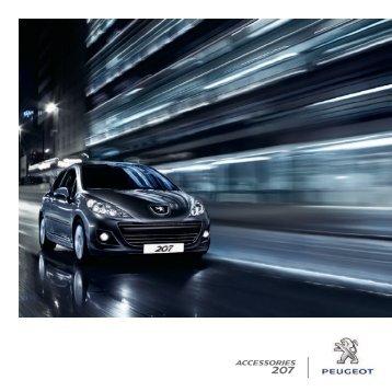 ACCESSORIES - Peugeot