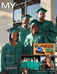 In this issue: - Muskogee Public Schools