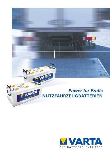LKW Prospekt-6S_300800 - VARTA Automotive PartnerNet