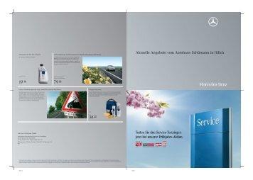 Aktuelle Angebote vom Autohaus Schümann in Jülich
