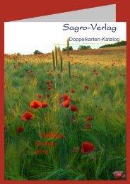 Katalog - Home - Sagro - Verlag