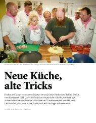 pdf zu Neue Küche, Alte Tricks - FuH