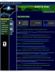 Star Trek Away Team - GAMING