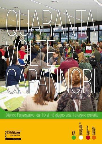 Maggio 2013 - Comune di Capannori