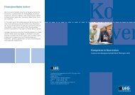 Kompetenz in Konversion - Technologie Thüringen