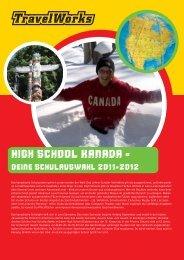 HIGH SCHOOL KANADA -