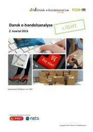 e-handel 2013 - FDIH