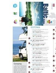 ESTONIA LATVIA - Latvian Tourism Development Agency