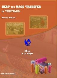 Heat & Mass Transfer in Textiles - Wseas.us