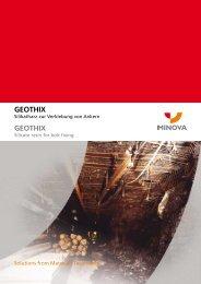 GEOTHIX GEOTHIX - Minova CarboTech GmbH