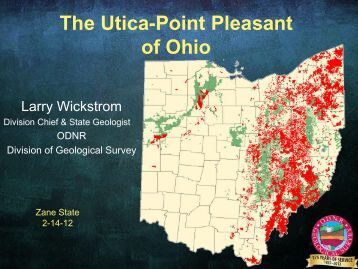 The Utica-Point Pleasant of Ohio - Zane State College