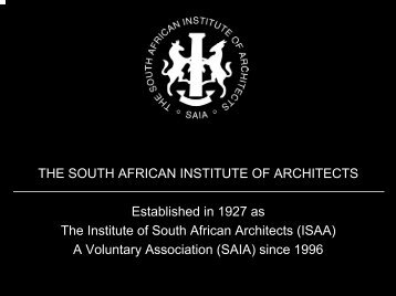 Continuing Professional Development for Architects